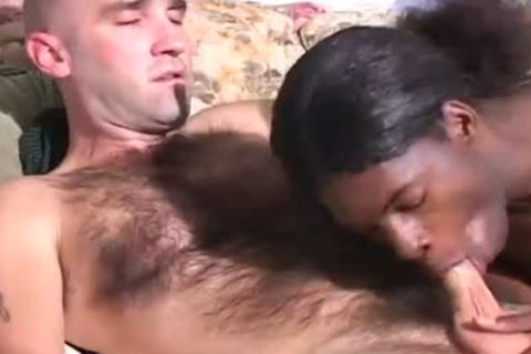Dexter Palmer And Isaac Cane gays Enjoying Each Other Body