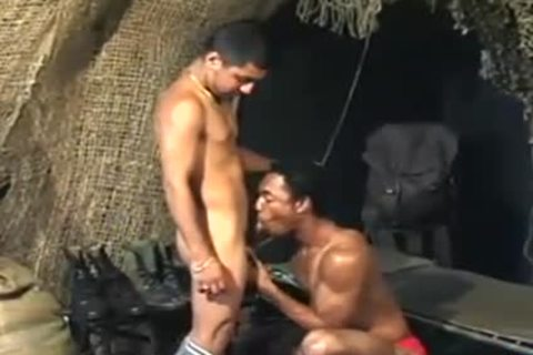 sleazy Sex In A Tent