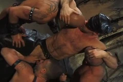 Leather group