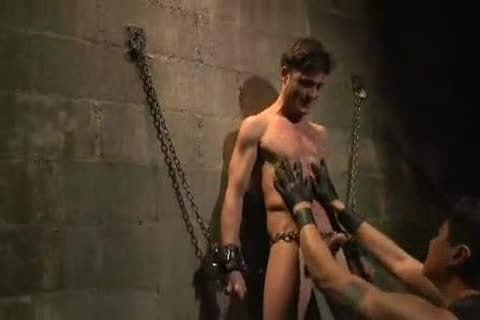 Kinkmen Presents: thirty Minutes Of torture.(Lance Hart)