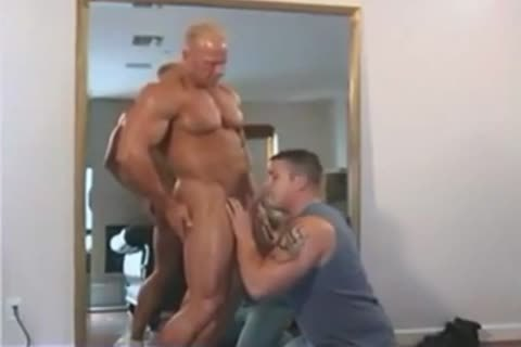 beefy Dakota James slam Ty Fox In Muscle studs Moving Compangy Inc two