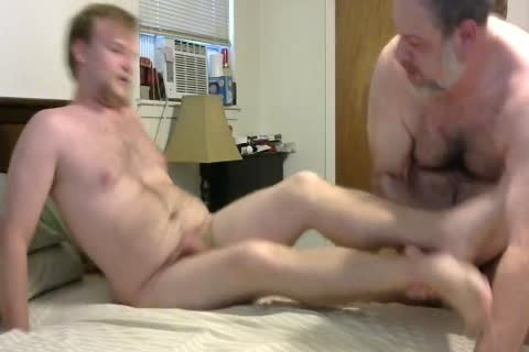 In A Last Minute Invite, WngXStpXCub Comes Over And We Enjoying sucking Each Other, anal plowing His anal, kissing Etc.  In This video Is The First Time The Cub Has Taken A penis Up His anal And that chap Handles It Like A Pornstar.  After I cum plow