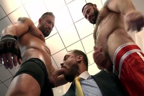 3some - Logan Moore With Roca &a