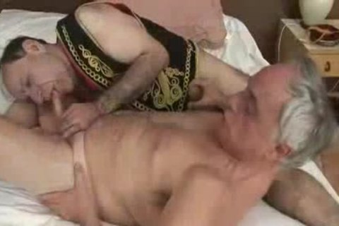 Older4me - TLD fucked By An old Turk
