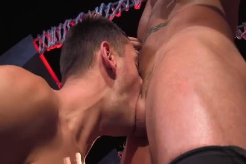 Austin Wolf  Uses Brenner's face hole & wazoo