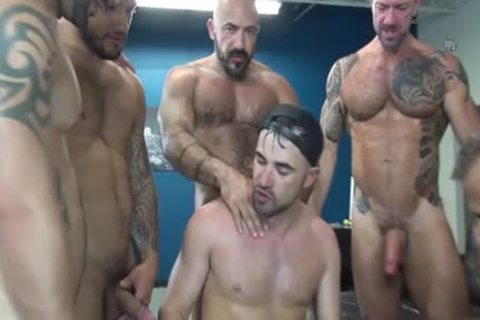 Latin rod double penetration And cumshot