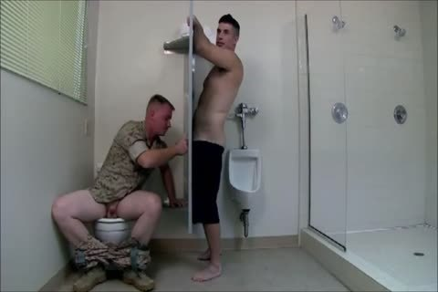 Army Gloryhole trio