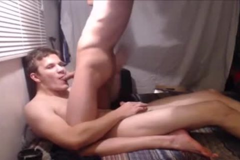 Smoking And Poking - Straight twinks Try Some homo Stuff