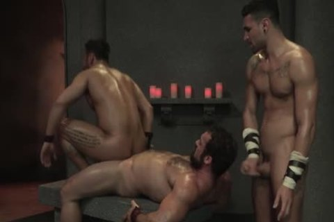 Jaxton Wheeler, Bruno Bernal And Ian Greene