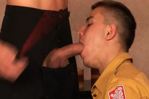 Raunchy Officer Str8ght Hell