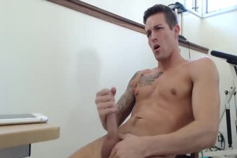 This tasty chap likes To Play With His biggest penis