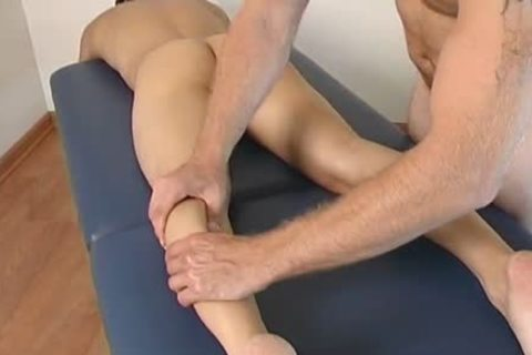 Kai And Cameron Love To Massage And caress