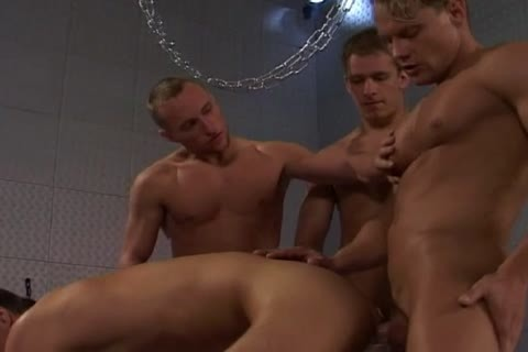 A gang anal fucking For those lascivious homosexuals