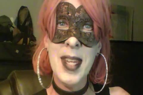 slutty Dancing Goth Cd webcam Show Part two Of two