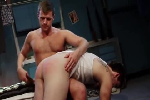 Spanked & Buttfucked