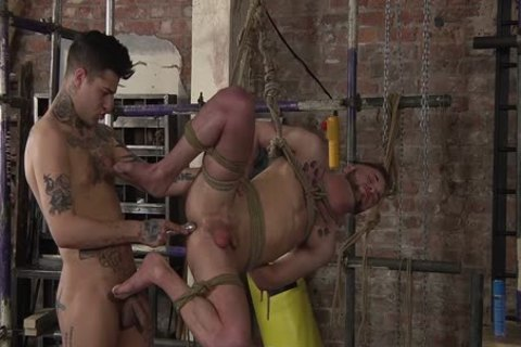 young homo Koby Lewis fastened And screwed Hard By Mickey Taylor