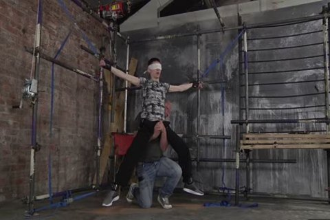 corporalist Sebastian Kane Gives A good Whipping To His teen Sub