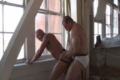 Chad Brock And Ed pound bare