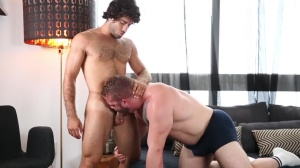 cum To Your Senses - Diego Sans and Daxx Carter Athlete bang