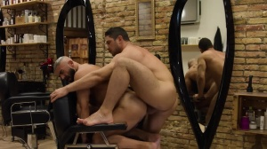 Skilled Tricks - Francois Sagat & Dato Foland Hunk screw
