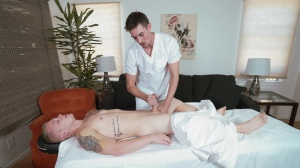 Secret Spa - Jack Hunter, Leo Luckett pooper Hook up