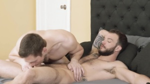 Polyamor-booty - Cliff Jensen with Griffin Barrows anal Love