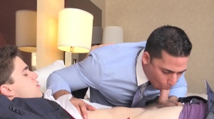 young Conservatives - Will Braun and Topher Di Maggio anal Love