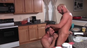 The Straight fellow - Mike Tanner & Max Sargent butthole bang