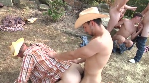 Down Low - Brenner Bolton with Tom Faulk anal nail
