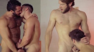 Howl - Jessy Ares and Colby Keller butthole Hook up