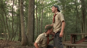 Scouts - Johnny Rapid with CK steel ass Hump