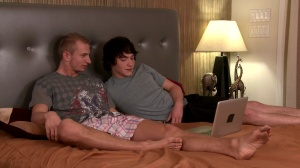 Screen Competition - Josh Bensan and Randall O'Reilly anal Love