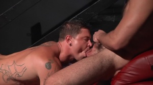 master - Sebastian young and Jarec Wentworth anal plow