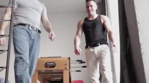 Porn Date - Adam Wirthmore with Paddy O'Brian ass Love