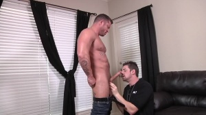 The Negotiator - Charlie Harding and Andrew Stark anal Hook up