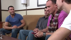 The wager - Johnny Rapid, Tyler Hunt butthole Hook up