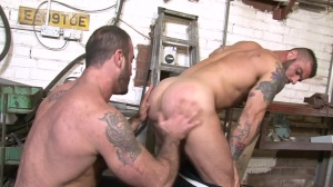 Late For Work - Spencer Reed, Alex Marte anal Hump