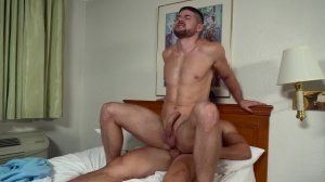 The Sting - Axel Kane & Connor Halstead butthole Hook up