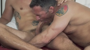 Pimp My Daddy - Jackson Reed with Dean Phoenix butthole Nail