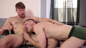 Poetic - Colby Keller, Jacob Peterson butthole Hump