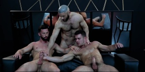 Dream Fucker - Francois Sagat & Paddy O'Brian butthole screw
