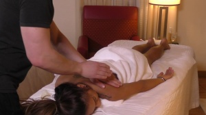 Couples Massage - Griffin Barrows & Vadim darksome ace dril