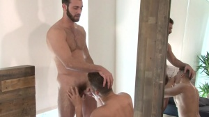 The Listener - Nicoli Cole & Jarec Wentworth ass Hook up