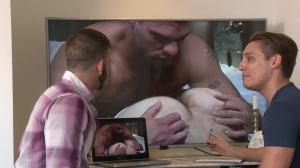 The new Exclusive : Will Braun - Jimmy Fanz and Will Braun butthole Love