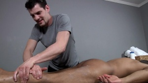 Muscle Worship Massage - Dereck Fox and Casey Monroe anal Nail