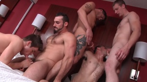 There's something About Johnny - Ty Roderick, Johnny Rapid butt Hook up