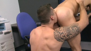Foreign Exchange - Jay Roberts with Mike Colucci anal hammer