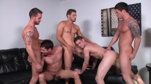 Brother Husbands - Duncan black, Donny Wright enormous butthole Nail