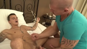 Charged cocks - Muscle Sex
