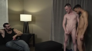 1 dominant 2 Bottoms - anal Action